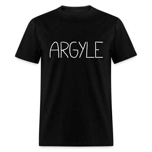 ARGYLE shirt - Men's T-Shirt