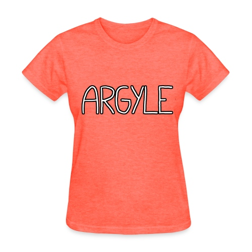 ARGYLE shirt - Women's T-Shirt