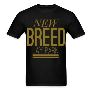 [JP] New Breed (Metallic Gold - Men's T-Shirt