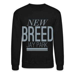 [JP] New Breed (Metallic Silver) - Crewneck Sweatshirt