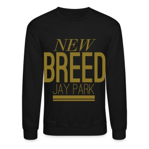[JP] New Breed (Metallic Gold) - Crewneck Sweatshirt