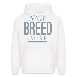 [JP] New Breed (Metallic Silver) - Men's Hoodie