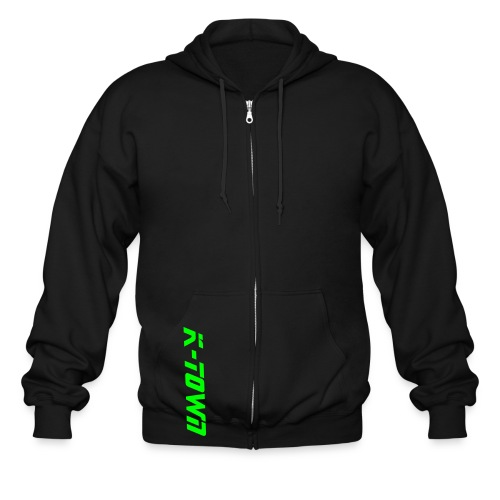 K-TOWN ZIPPER JACKET - Men's Zip Hoodie
