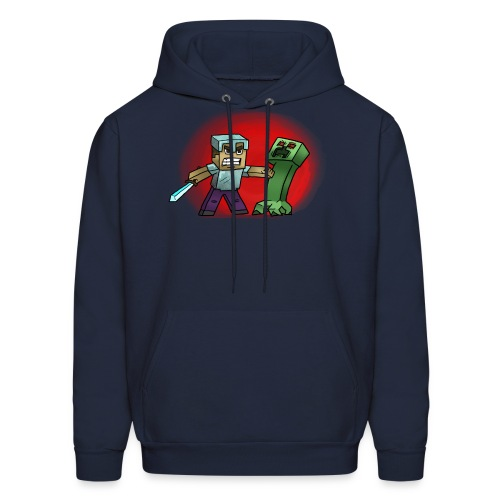 Creeper Kill - Men's Hoodie