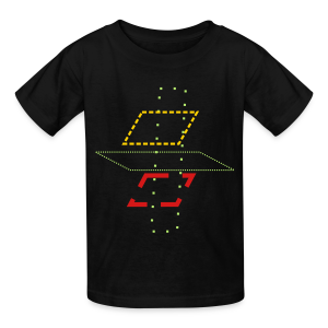 Geometric shapes - Kids' T-Shirt