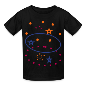 Star gazing - Kids' T-Shirt