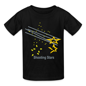 Shooting Stars - Kids' T-Shirt