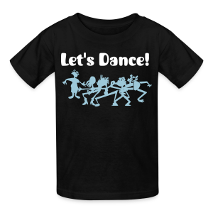 Let's Dance - Kids' T-Shirt