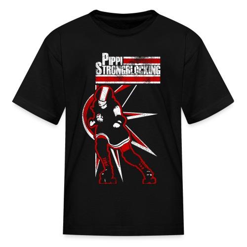 Pippi Strongblocking - Kids' T-Shirt