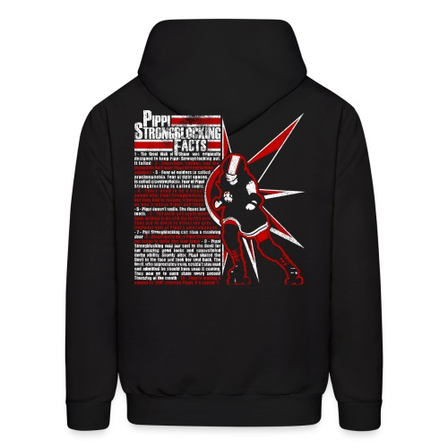 Pippi Strongblocking - Men's Hoodie