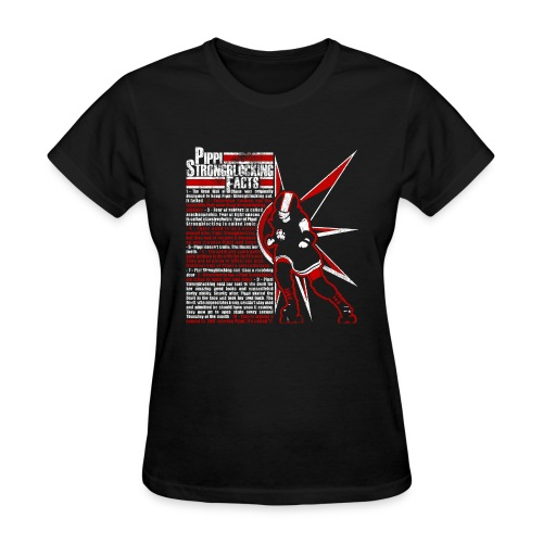 Pippi Strongblocking - Women's T-Shirt