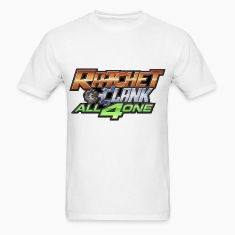 Ratchet & Clank A4O t-shirt