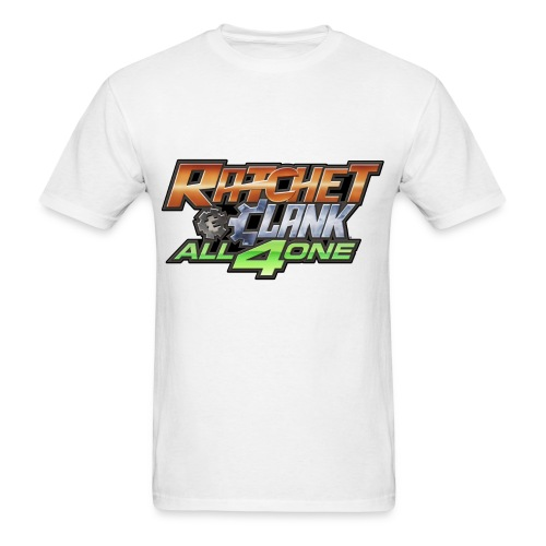 Ratchet and Clank All 4 One T-shirt 2 - Men's T-Shirt