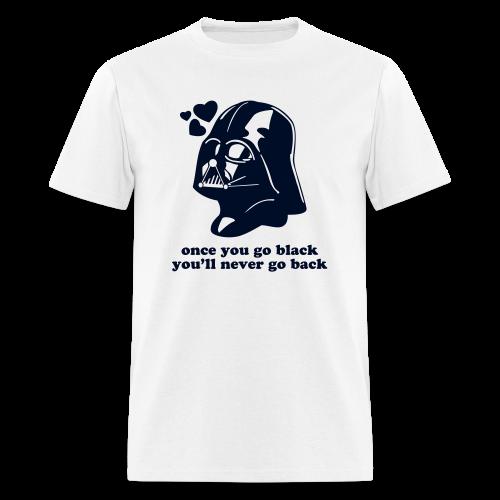 Darth Vader Go Black