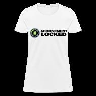 Women's T-Shirts ~ Women's T-Shirt ~ Locked