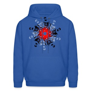 BEAUTIFUL GYM - Men's Hoodie