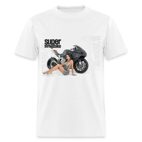 Hayabusa Superbike - Men's T-Shirt