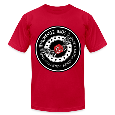 Winchester Bros Driver picks the music shotgun shu T-Shirts