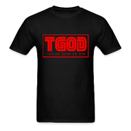 T-Shirts ~ Men's T-Shirt ~ Men TGOD Shirt