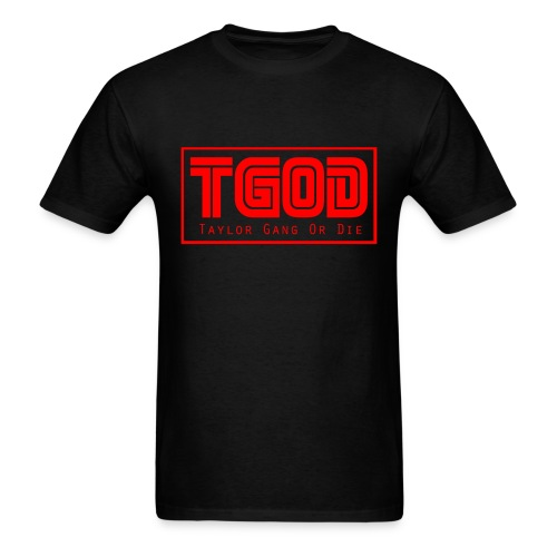 Men TGOD Shirt - Men's T-Shirt