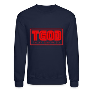 Men TGOD Sweater - Crewneck Sweatshirt