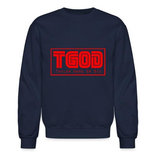 Men TGOD Sweater - Crewneck Sweatshirt