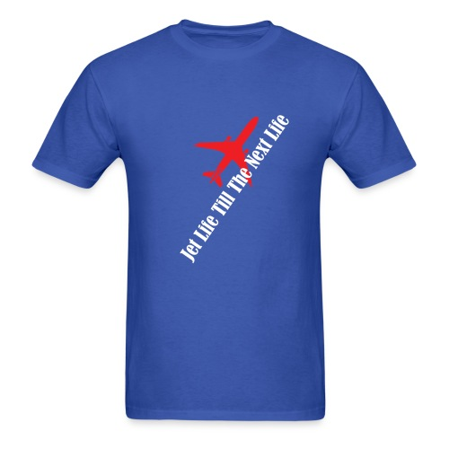 Men Jet Life Shirt - Men's T-Shirt