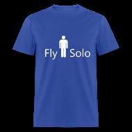 T-Shirts ~ Men's T-Shirt ~ Men Solo Tee