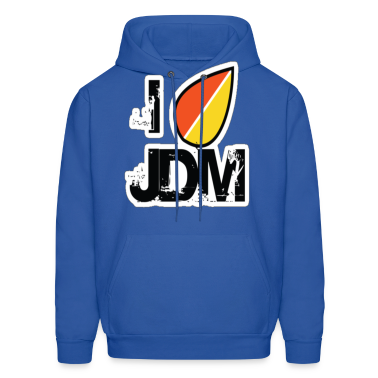 JDM LOVE Hoodies