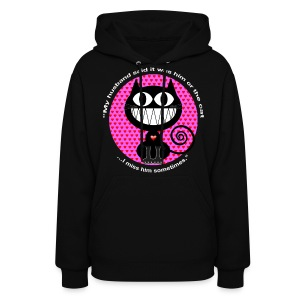 THE CAT(FOR HER) - Women's Hoodie