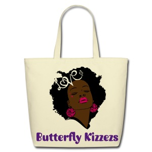SN&LI! Butterfly Kizzezs Special Order - Eco-Friendly Cotton Tote