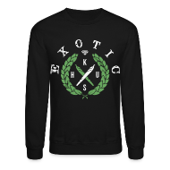 Long Sleeve Shirts ~ Crewneck Sweatshirt ~ M C C