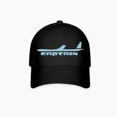 captain airplane Cap