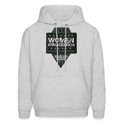 Women of Armageddon Logo Patch hoodie - Men's Hoodie