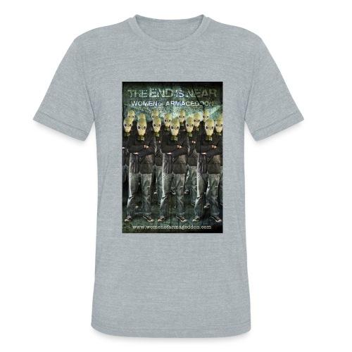 Z Faction Vintage T - Unisex Tri-Blend T-Shirt
