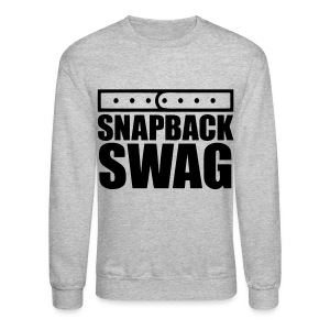 Snapback Swag - Crewneck Sweatshirt