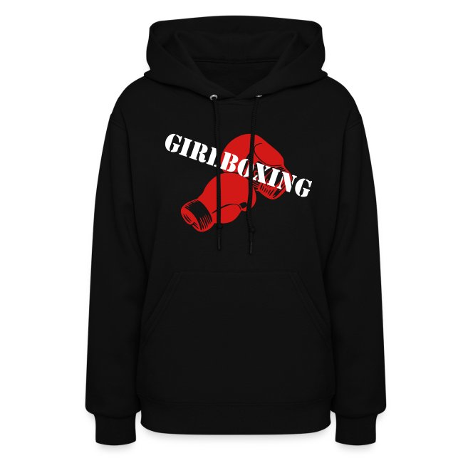 Women's Girlboxing Sweatshirt