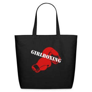 Girlboxing Tote - Eco-Friendly Cotton Tote