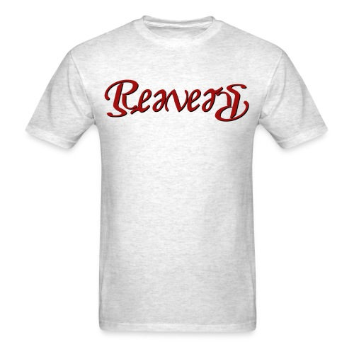 Red Logo Tee - Choice of colors - Men's T-Shirt