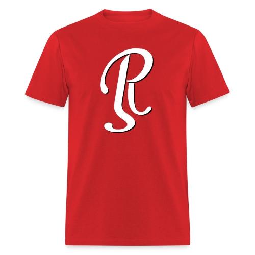 'R' Logo Tee - Choice of colors - Men's T-Shirt
