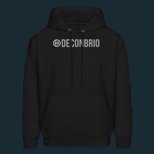 Deconbrio Logo Hoodie - Men's Hoodie