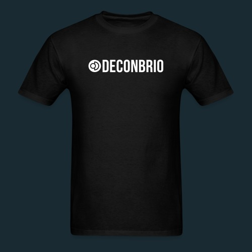 Deconbrio Logo Men's T-Shirt - Men's T-Shirt