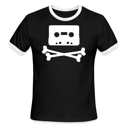 Tape & Bones Ringer - Men's Ringer T-Shirt