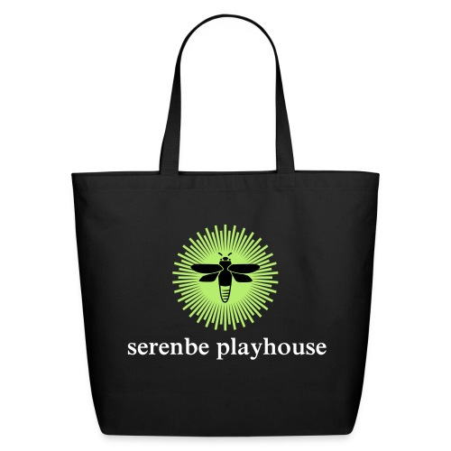 Serenbe Playhouse Eco-Friendly Cotton Tote - Eco-Friendly Cotton Tote