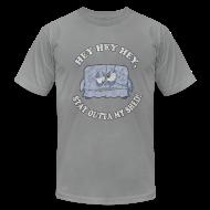 T-Shirts ~ Men's T-Shirt by American Apparel ~ SHED.SHIRT (dudes)