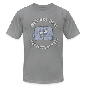 SHED.SHIRT (dudes) - Men's Fine Jersey T-Shirt
