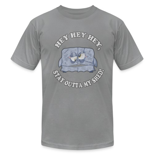 SHED.SHIRT (dudes) - Men's Fine Jersey T-Shirt