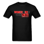 T-Shirts ~ Men's T-Shirt ~ Ringbelles No Limits 2.0 Men's T-shirt