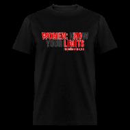 T-Shirts ~ Men's T-Shirt ~ Ringbelles No Limits 2.0 Men's T-shirt