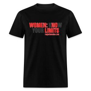 Ringbelles No Limits 2.0 Men's T-shirt - Men's T-Shirt
